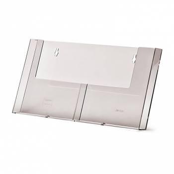 Portafolletos doble de pared (A5)