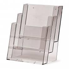 Portafolletos 3 espacios sobremesa (A5)