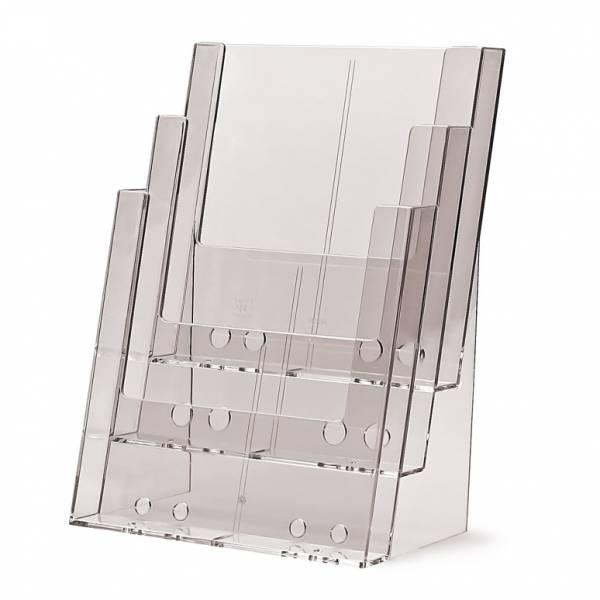 Portafolletos 3 espacios Mostrador (A4)