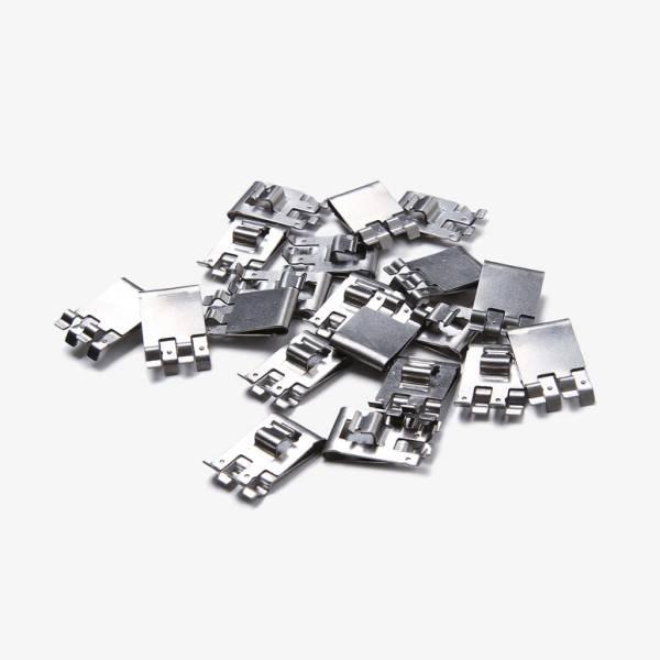 Pinzas para carpetas E-clip 20 unid.