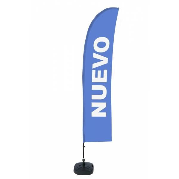 """Bandera Diseño """"Nuevo"""" (Set Completo)"""