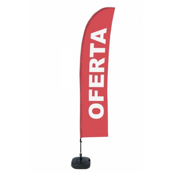 "Bandera diseño ""Oferta"" (Set Completo)"