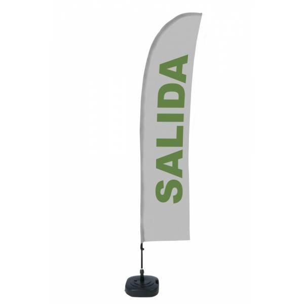 """Bandera diseño """"Salida"""" (Set Completo)"""