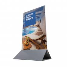 Base panel publicitario 30 cm
