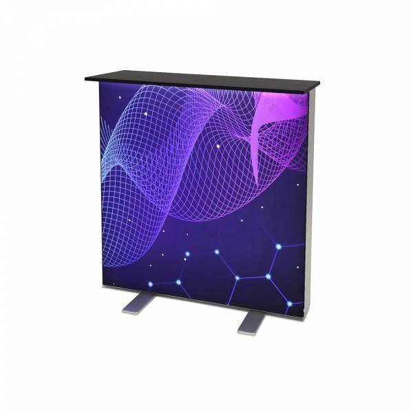 Caja de luz Brightbox Mostrador Tablero de mesa negro