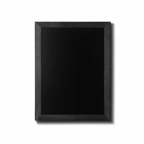 Pizarra de madera color negro (50x60)