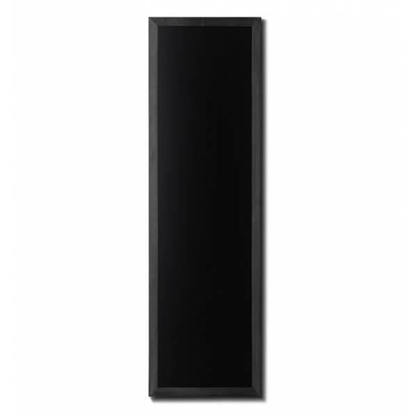 Pizarra de madera color negro (56x170)