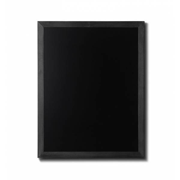 Pizarra de madera color negro (70x90)