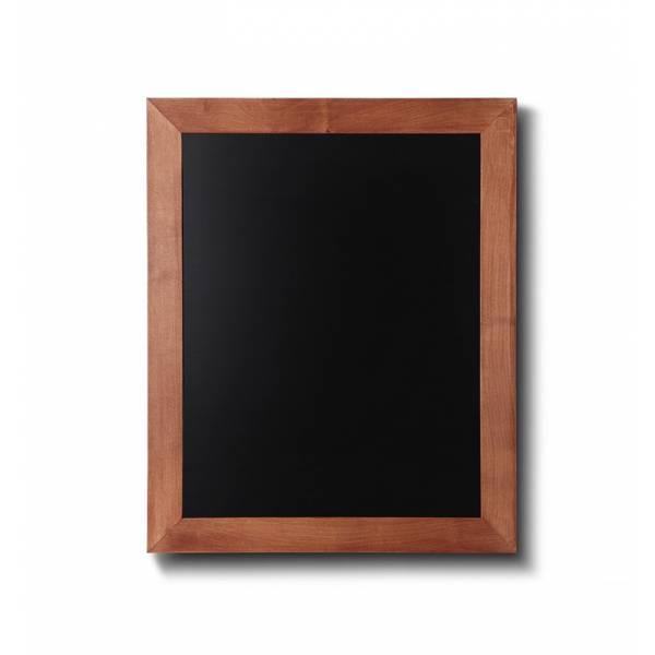 Pizarra de madera color teka (40 x 50)