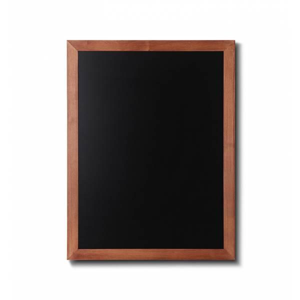 Pizarra de madera color teka (60x80)