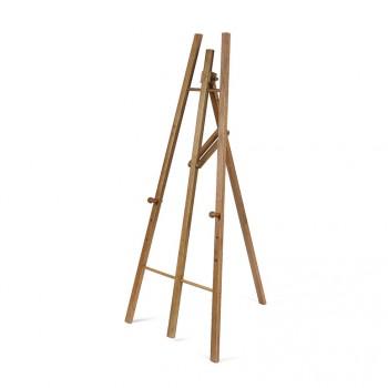 Caballetes para marcos para póster o pizarras de madera