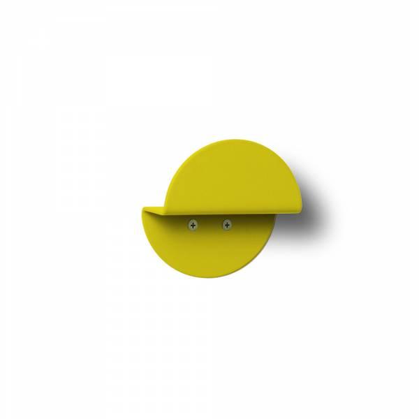 Colgador circular Amarillo