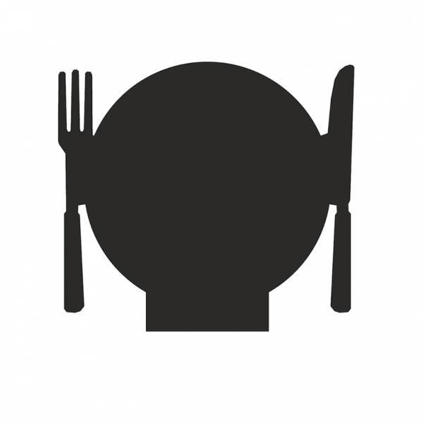 Accesorio para pizarra de mesa Restaurante
