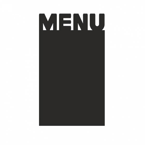 Accesorio para pizarra de mesa Menú