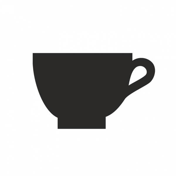 Accesorio para pizarra de mesa Café