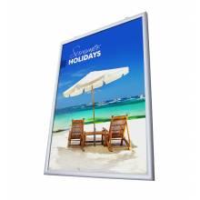 Marco para póster de doble cara 70x100 (25 mm)