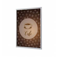 Snap Frame A1 Complete Set Coffee