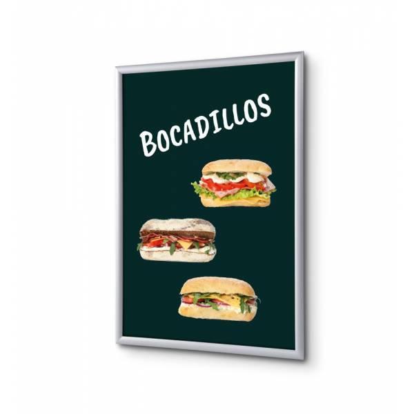 Set Completo de Marco Abatible A1 Sandwiches Español