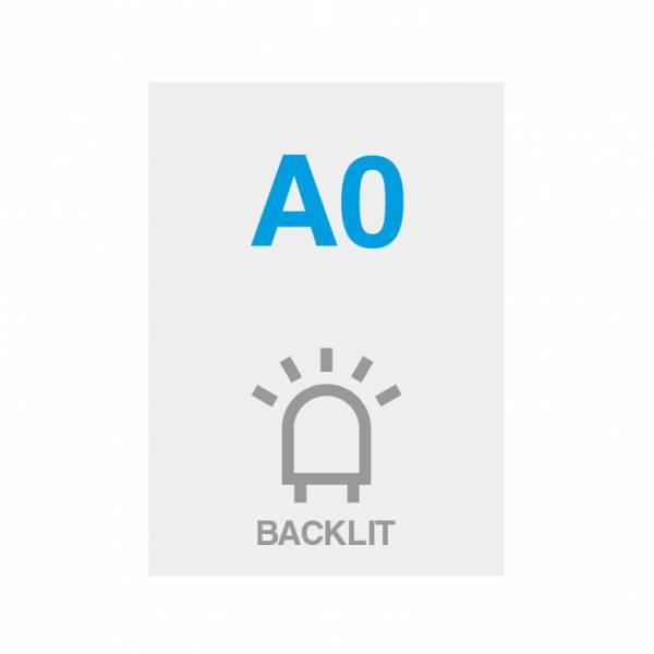 Papel Blacklit Premium 200g/m2, superficie satinada, 841x1189mm