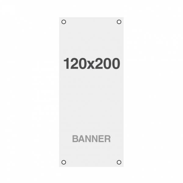 Banner Symbio con agujeros 510g/m2 1200x2000mm