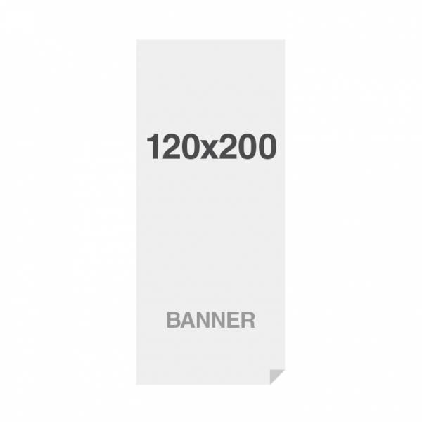 Banner frontlit PP latex Symbio 510g/m2, 1200x2000mm