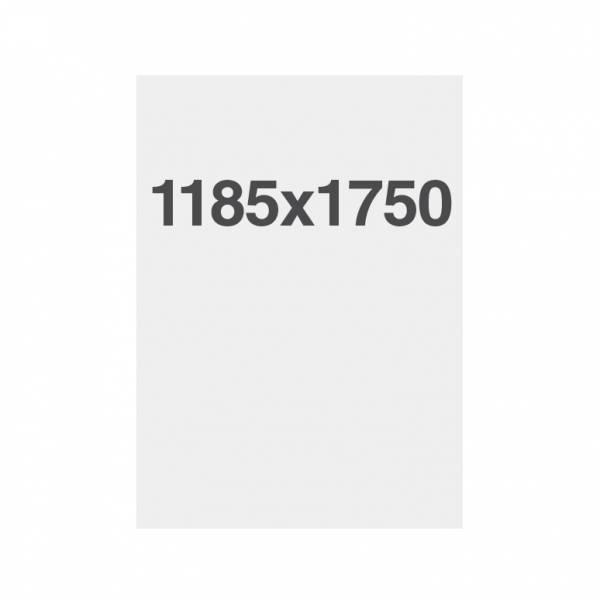 Papel de alta calidad 135g/m2, superficie satinada, 1185x1750mm