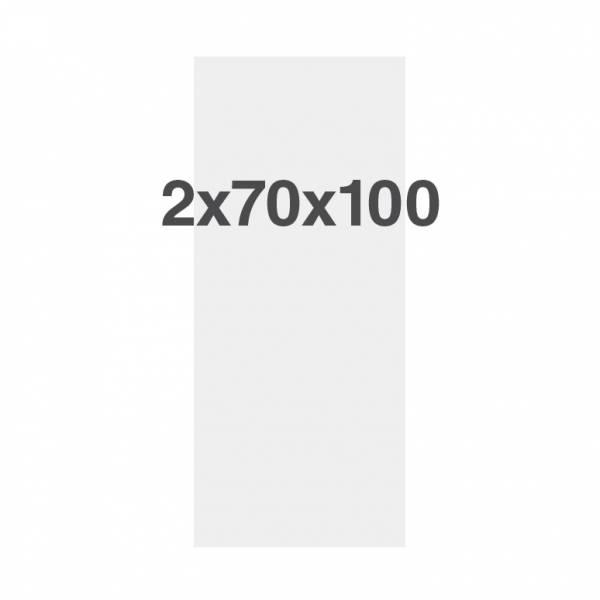 Papel de alta calidad 135g/m2, superficie satinada, 700x2000mm