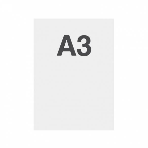 Papel de alta calidad 135g/m2, superficie satinada, A3 (297x420mm)