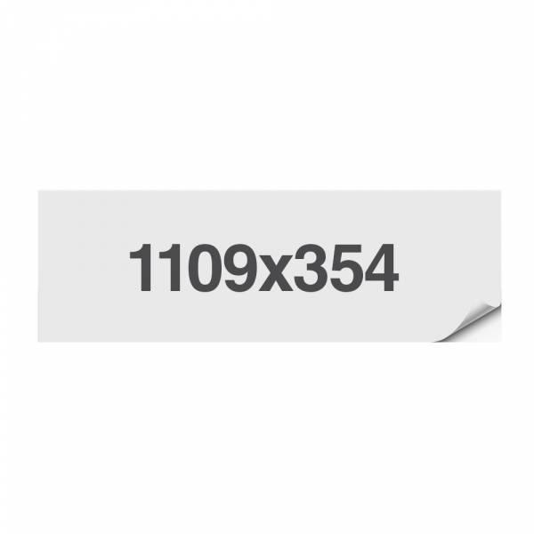 Cinta de seguridad adhesiva 1109x314mm