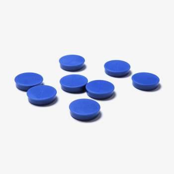 Paquete de imanes 35mm Azul