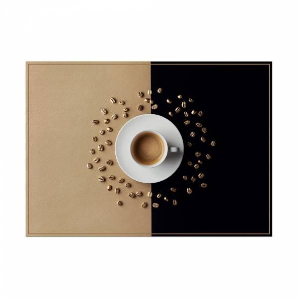 Mantel Individual Taza de Café