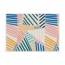 Mantel Individual Formas de Colores 2