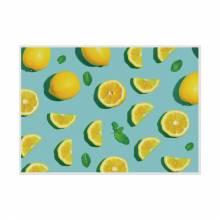 Mantel Individual Limones