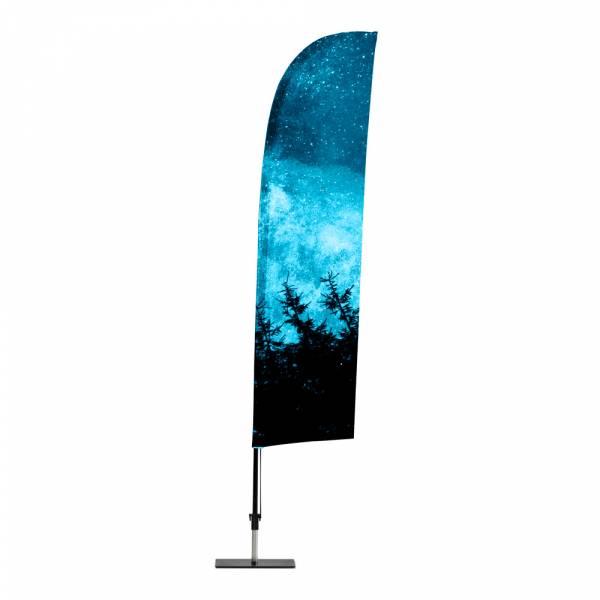 Impresión para Bandera Promo tipo Vela