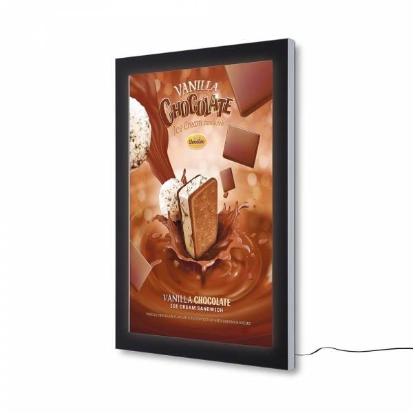 Vitrina para póster Exterior Premium