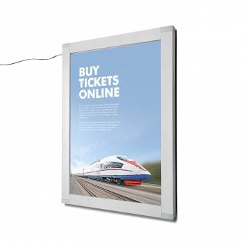 Vitrina para póster LED (50x70)