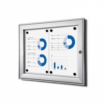 Tablón de anuncios interior / exterior (2xA4)