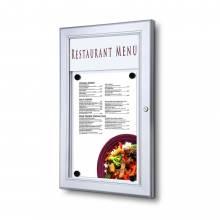 Vitrina porta menú exterior (1XA4)