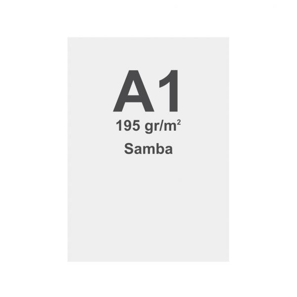 Impresión samba para Marco Textil