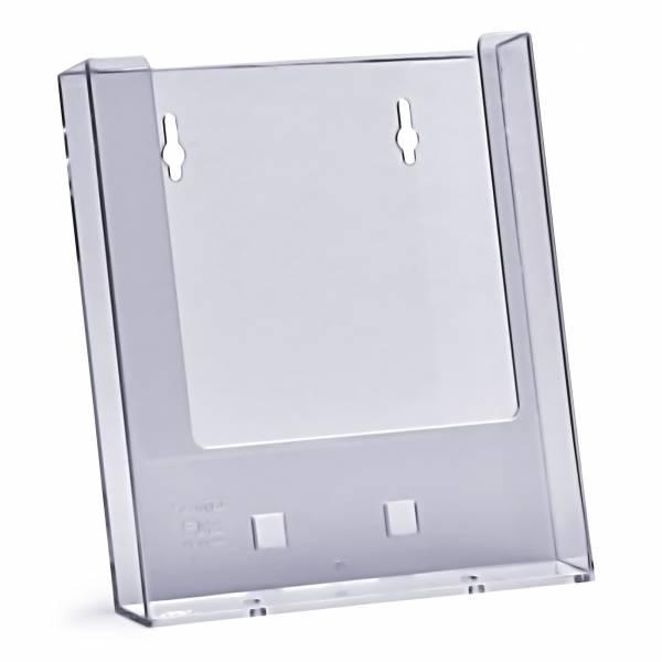 Portafolletos transparente de pared (A5)