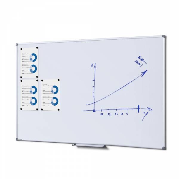 Pizarra blanca magnética Premium (100x150)