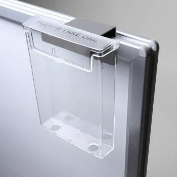 Porta catálogos exterior 110 mm