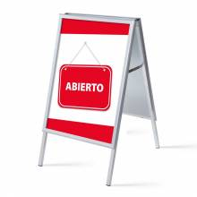 A-board A1 Complete Set Open