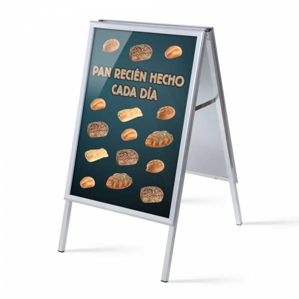 Set Completo Caballete A1 Pan Español