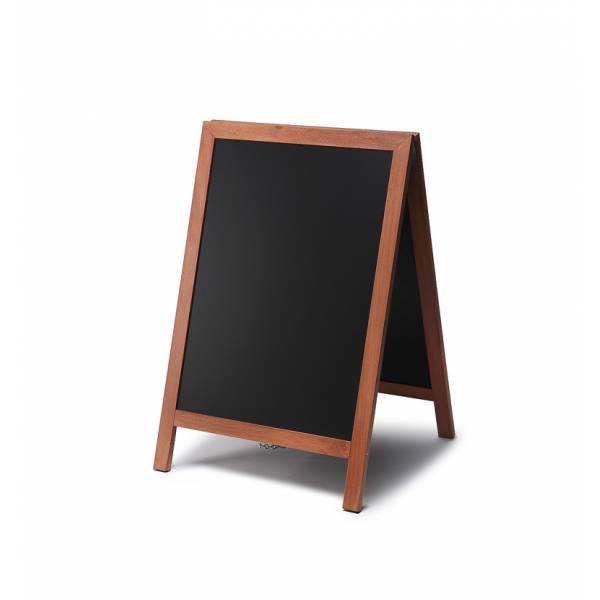 Pizarra de Caballete Premium (marrón claro)