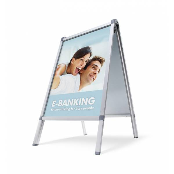 Caballete publicitario Premium 50x70